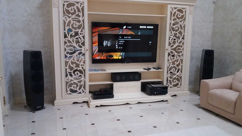 Стереопара для TV панели