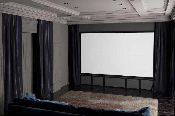 Проект кинозала Dolby Atmos