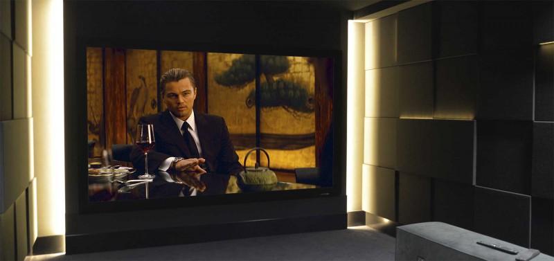 Персональный кинозал в квартире