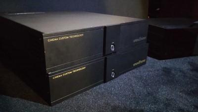 Объекты компании cinema custom