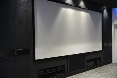 Объекты компании cinema custom